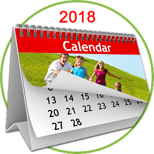 Download Calendar Photo Frame 2018 for PC