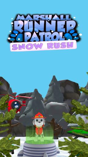 Marshall Runner Patrol Snow Rush For PC