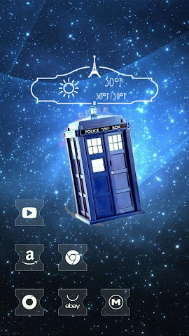 android Flying Box Screenshot 1