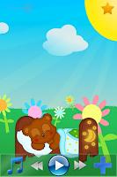 Screenshot of Sound to children sleep