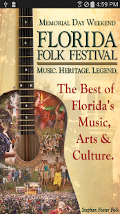Florida Folk Festival - screenshot