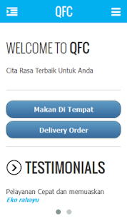 Queen Chicken Wates Order - screenshot