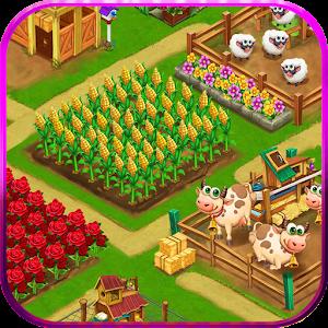 Farm Day Village Farming: Offline Games For PC (Windows & MAC)