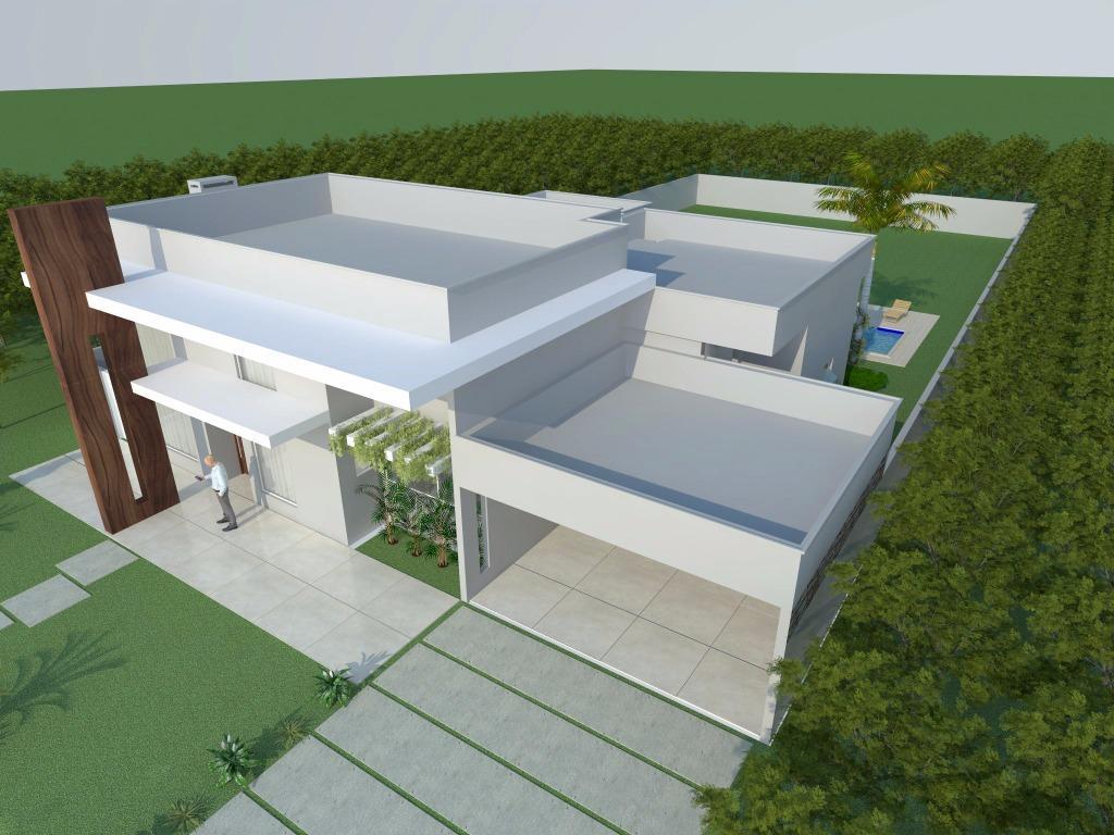 Excelente Casa T Rrea 3 Su Tes E Piscina Em Constru O
