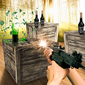 Bottle Shooter Machine Gun APK baixar