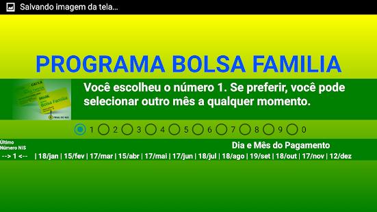 App Bolsa Família 2017 Calendário APK for Windows Phone