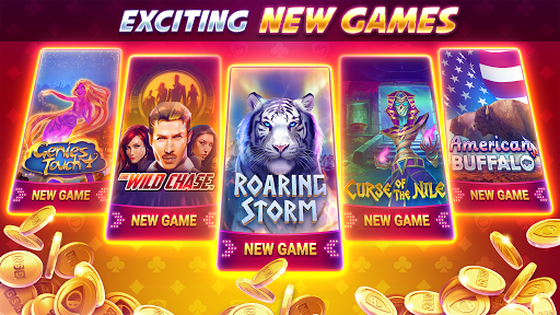 GSN Casino Slots: Free Online Slot Games screenshot 4