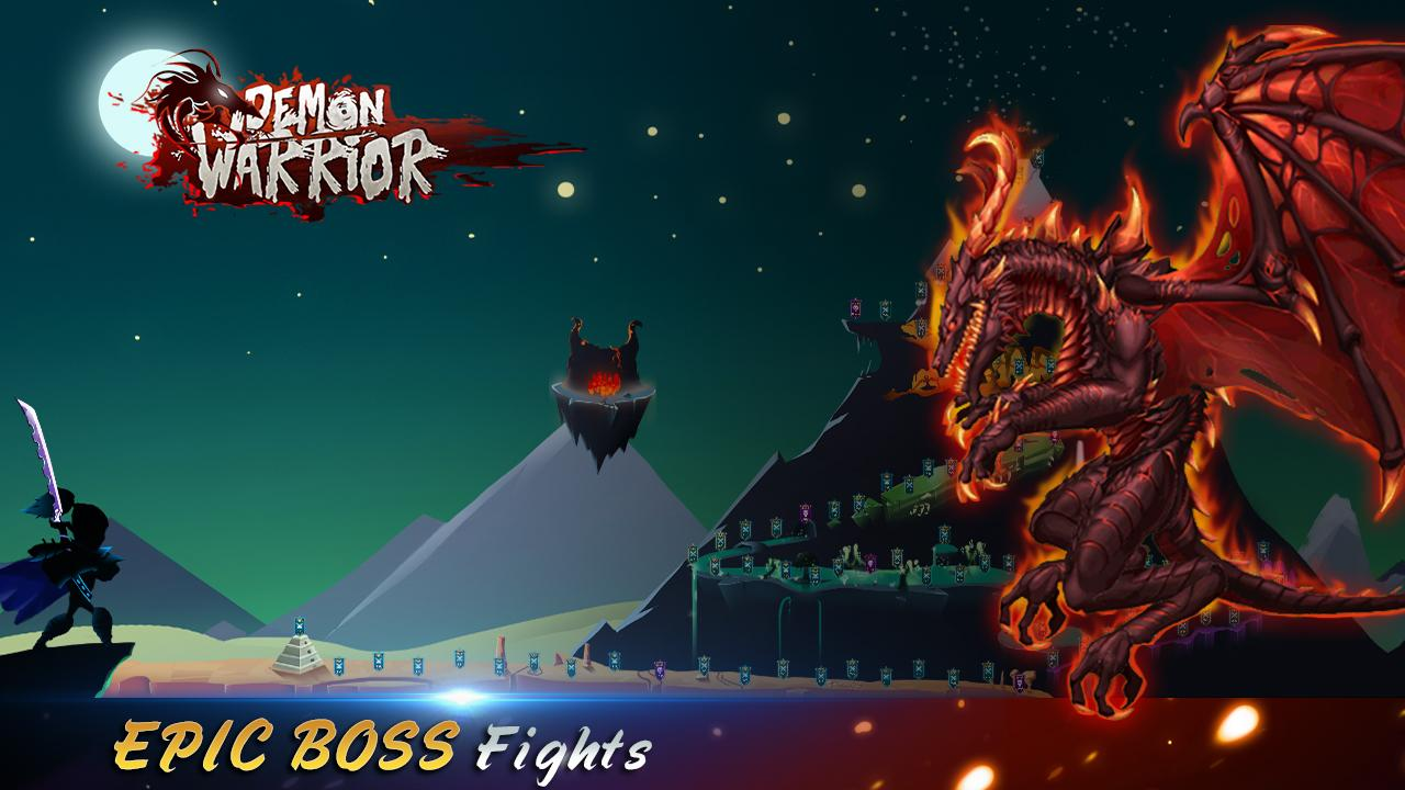Demon Warrior Screenshot 8