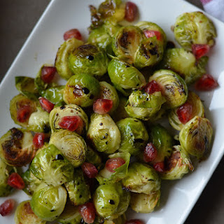Brussels Sprouts With Pomegranate Recipes
