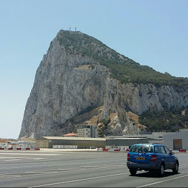 by Abby Swanson - Landscapes Travel ( gibraltar, iberian peninsula )