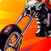 Download Ghost Moto Racing 2 APK on PC
