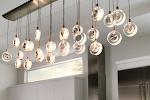 BLING Chandelier By LBL Lighting