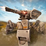 Mech Robot Iron Hero Wars Icon