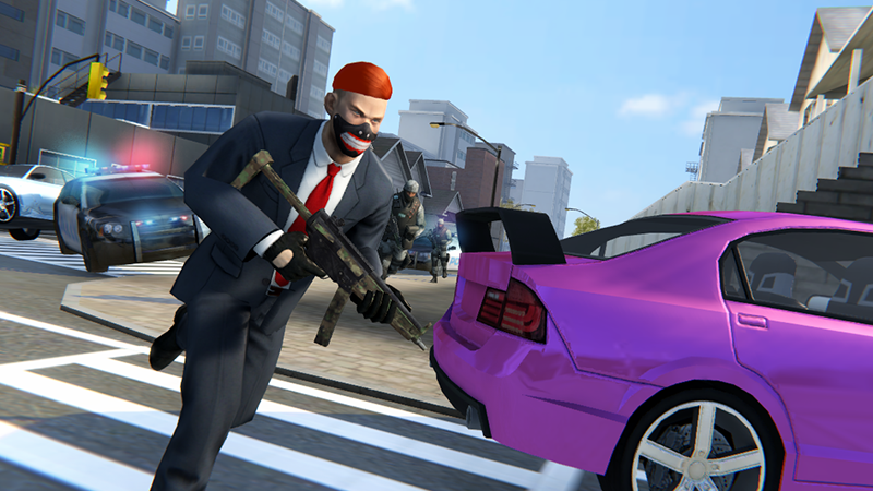 Grand Crime Gangster Screenshot 1