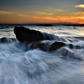 by Agus Devayana - Landscapes Waterscapes