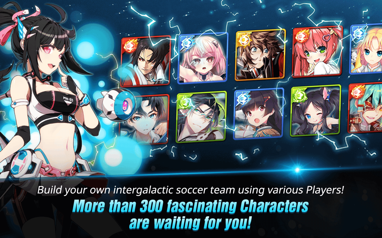 Soccer Spirits Screenshot 18