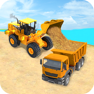Download Road Builder Construction Sim 2018 For PC Windows and Mac