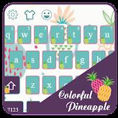 App Colorful Pineapple Typewriter APK for Windows Phone