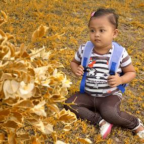Aira Gita by Arif Cubenk - Babies & Children Children Candids