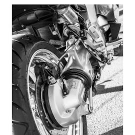 precision  by Gary Small - Transportation Motorcycles ( touring, motorbike, sport, travel, commercial )