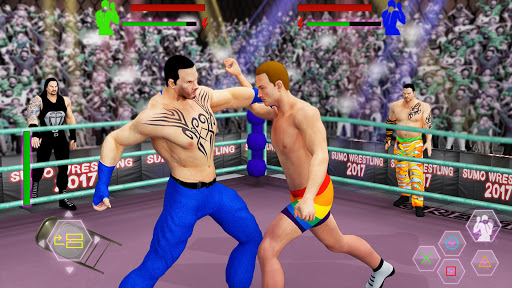 World Tag Team Stars Wrestling Revolution 2017 Pro screenshot 1