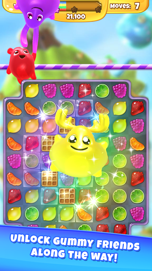 Yummy Gummy Screenshot 2