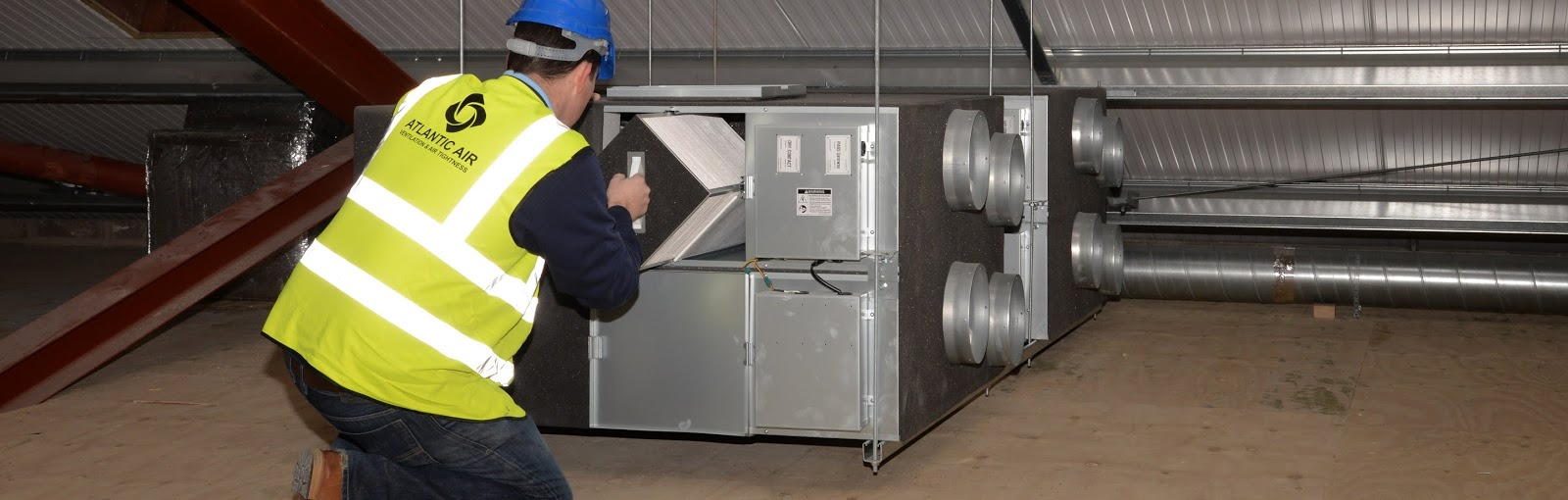 Heat recovery unit | Commercial Vacuum Systems