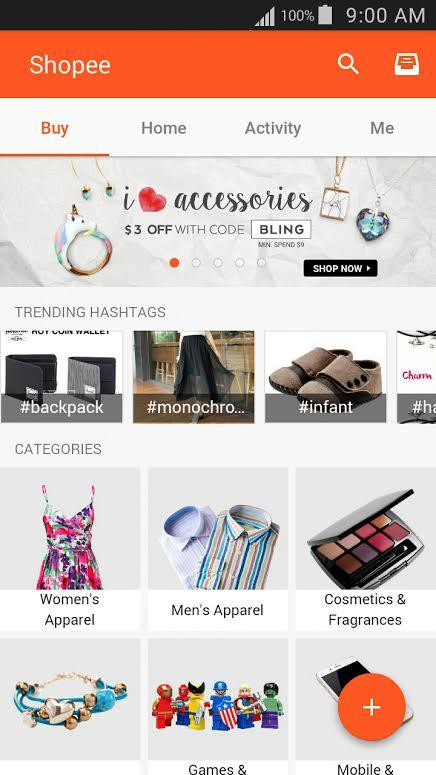 Shopee: Buy and Sell on Mobile Screenshot 5