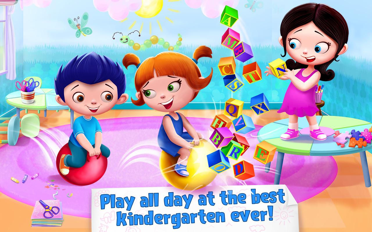 Kindergarten Kids-Play All Day Screenshot 4