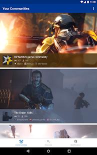PlayStation Communities APK for Bluestacks