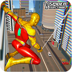 Strange Spiderweb Hero- Grand Vegas Crime City War For PC / Windows 7/8/10 / Mac – Free Download