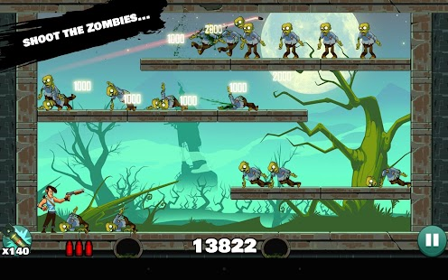 Free Stupid Zombies APK for Windows 8