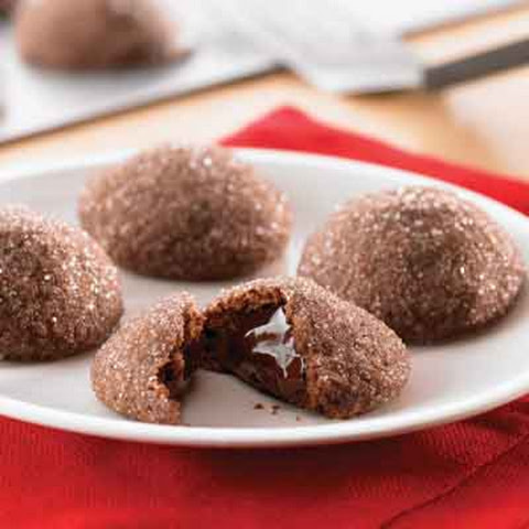 Dark Chocolate Lava Drops (Gluten-Free Recipe)