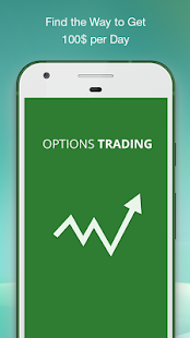 Options Trading screenshot for Android