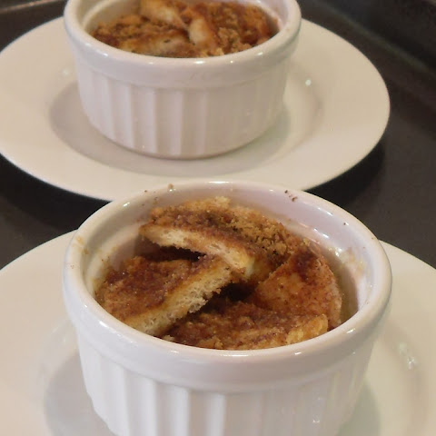 Quick Apple Puddings