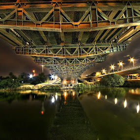by Melvin Lacbongan - Buildings & Architecture Bridges & Suspended Structures