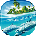 Dolphin Live Wallpaper ? Pictures of Dolphins Icon
