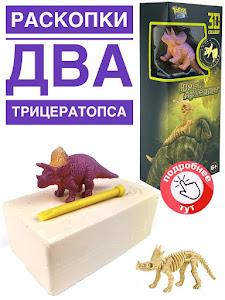"""Игровой набор серии """"Юный Археолог"""", 507B-8"""