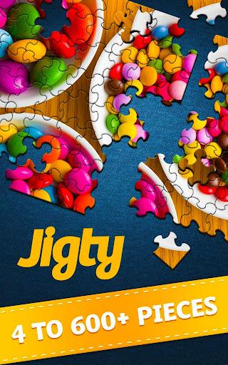 Jigty Jigsaw Puzzles screenshot 7