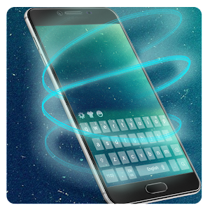 Download Galaxy cosmic keyboard theme For PC Windows and Mac