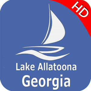 Allatoona Lake Offline GPS Charts For PC / Windows 7/8/10 / Mac – Free Download