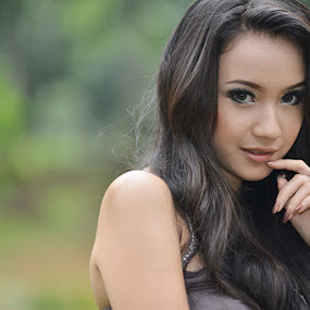 Winny by Budi Utomo - People Portraits of Women ( potrait, model )