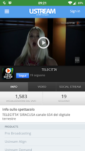 Telecittà - screenshot