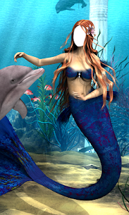 Mermaid Photo Editor - screenshot