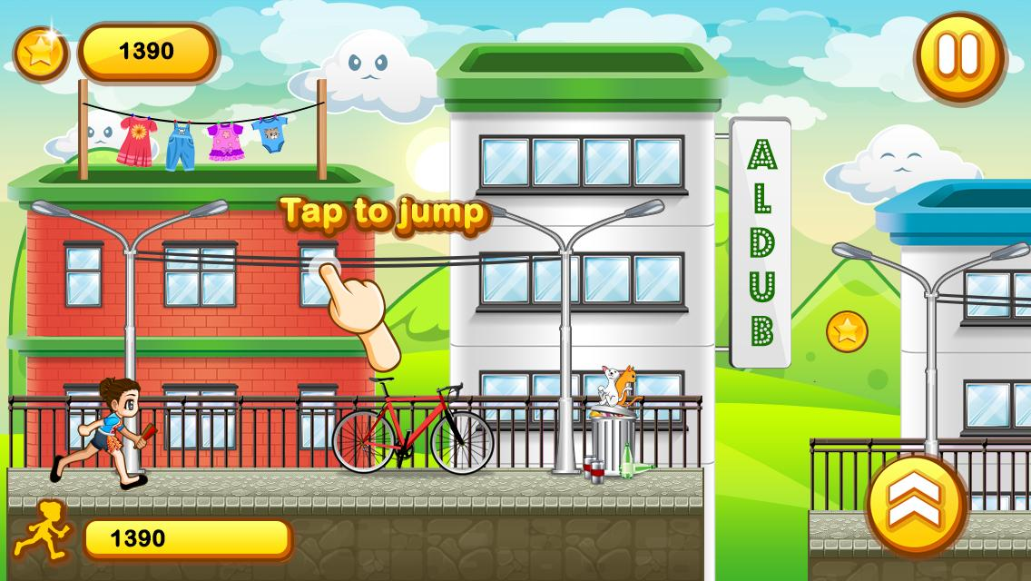 AlDub Game Screenshot 1