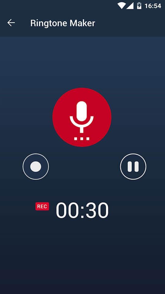 MP3 Cutter Ringtone Maker Pro Screenshot 4