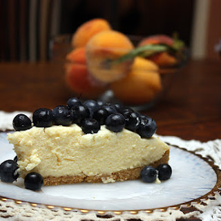 Super Easy No Bake Cheesecake