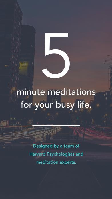 Simple Habit Meditation Screenshot 1