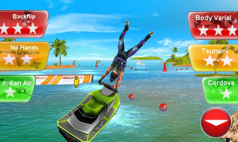 Aqua Moto Racing 2 Redux Screenshot 1