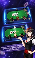 Screenshot of Deutsch Texas Hold'em